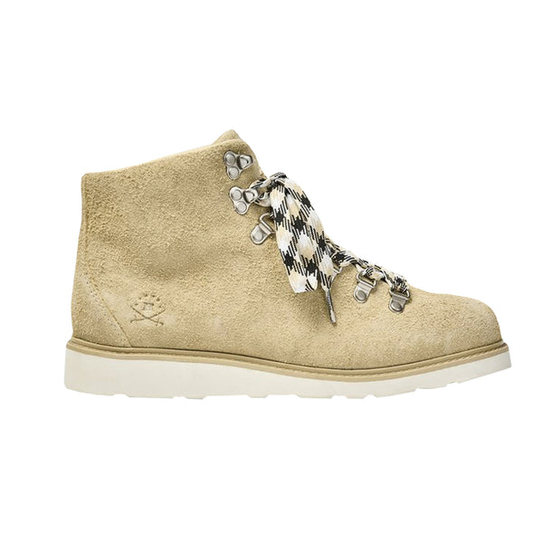 Alpine Boot Sand Off White