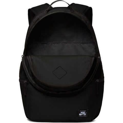 Icon Backpack Black Black White