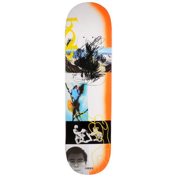 Bobby De Keyzer Debut 2 Orange Deck