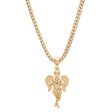 Angel Necklace Gold