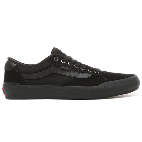 Chima Pro 2 (Suede) Black Out