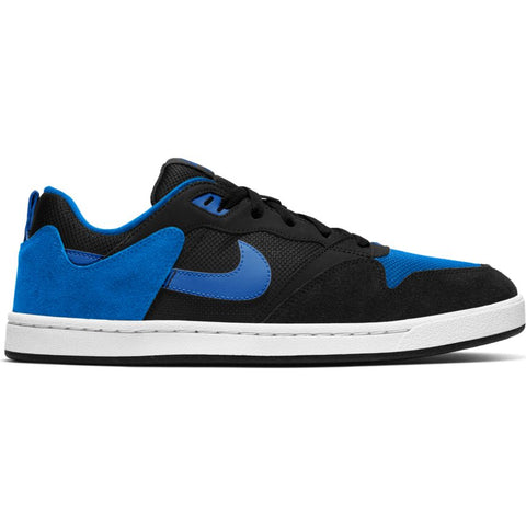 Alleyoop Black Royal Blue