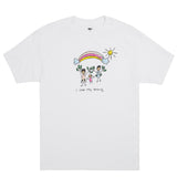 I Love My Parents T-Shirt White