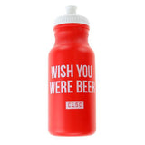 Floyd Water Bottle Red