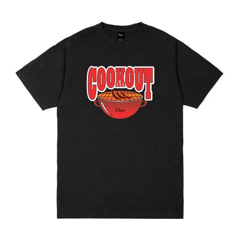 Cookout T-Shirt Black