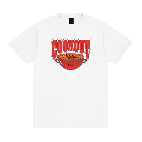 Cookout T-Shirt White