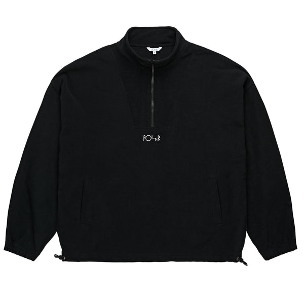 Lightweight Fleece Pullover 2.0 Black