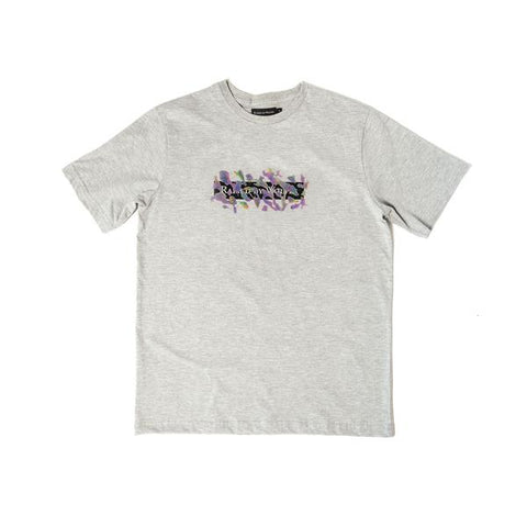 Car Wash Tee Grey