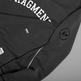 Fragment Essentials Crew Black Dark Charcoal