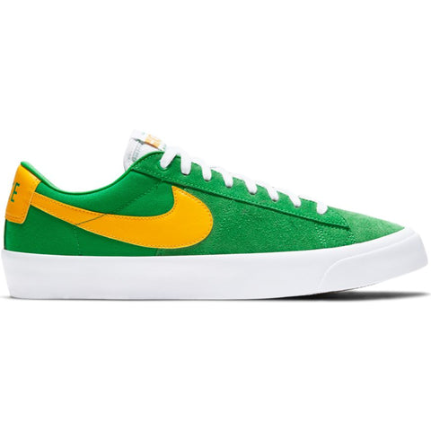 Blazer Low Pro GT Lucky Green University Gold Black White
