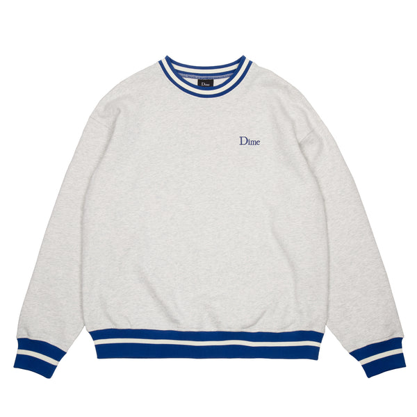 Dime Classic French Terry Crewneck Ash