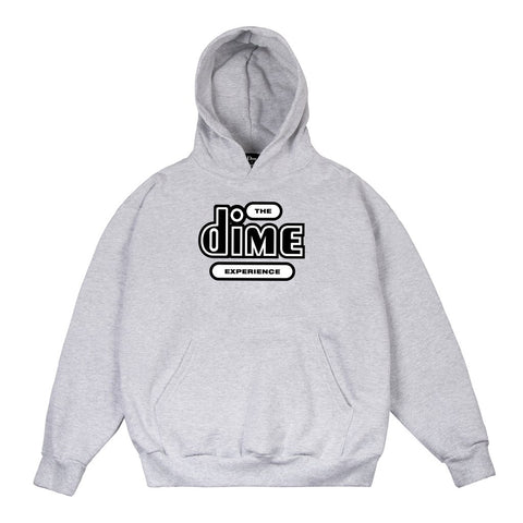 The Dime Experience Hoodie Ash