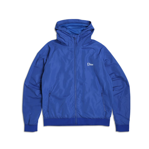 Dime Windbreaker Royal Blue