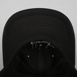Direct Logo 6 Panel Black