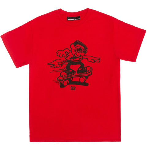Double Dare Tee Red
