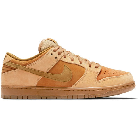 Dunk Low Dune Twig Wheat Gum Brown