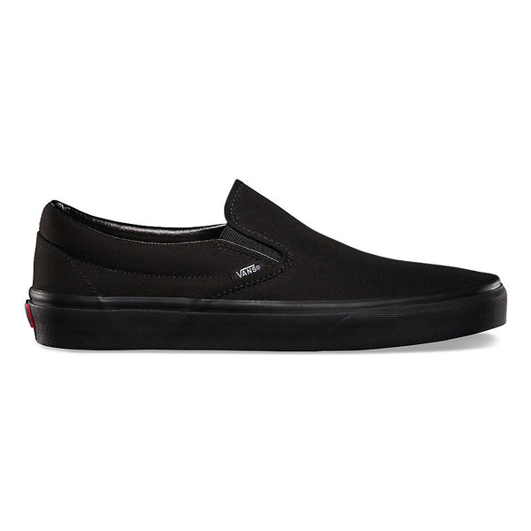 Classic Slip On Black Black