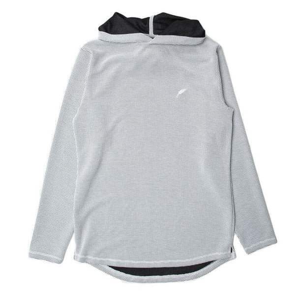 Tino Hooded White