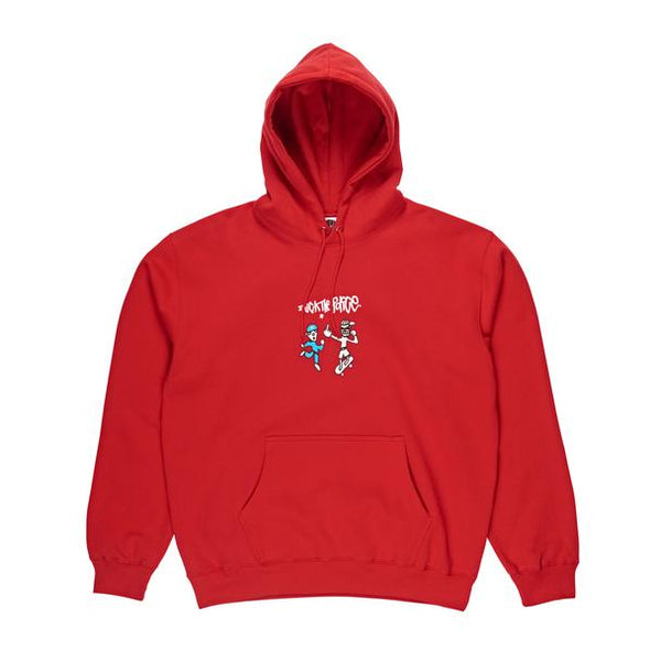 FTP Fleece Hoodie Red