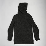Lupe Hooded Pullover Black