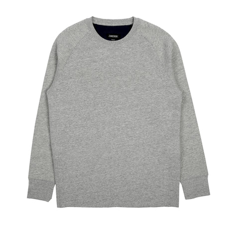 Foam Crewneck Grey Marle