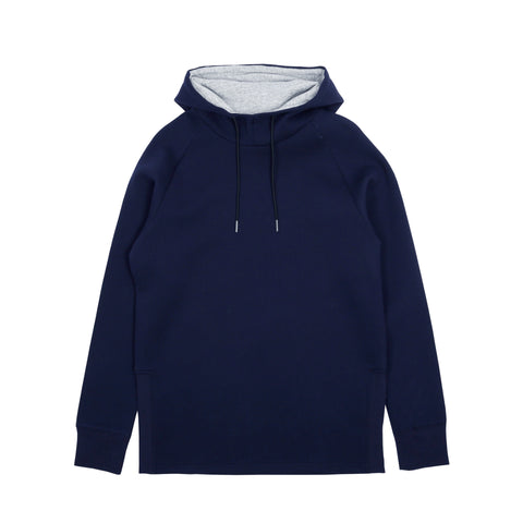 Foam Hood Sweat Dark Navy