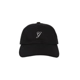 Grand Herringbone Cap Black