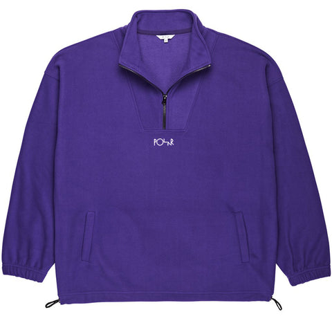 Lightweight Fleece PO Jacket Deep Purple