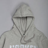 Hockey Shattered Logo 3M Hood Grey