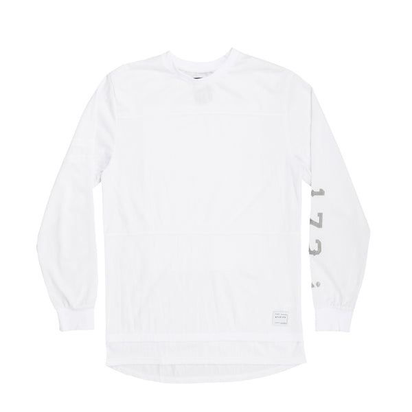 Football LS White