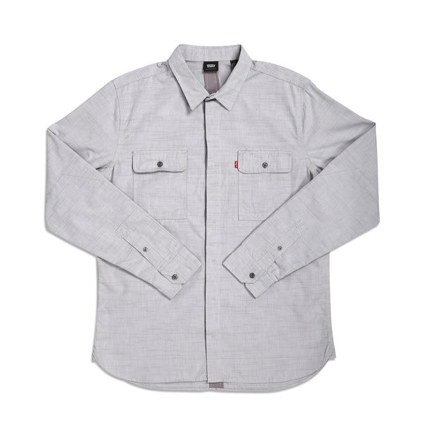 Commuter Workshirt Steel Grey