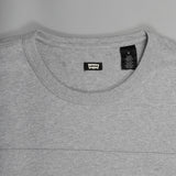 Skate Football LS Heather Grey