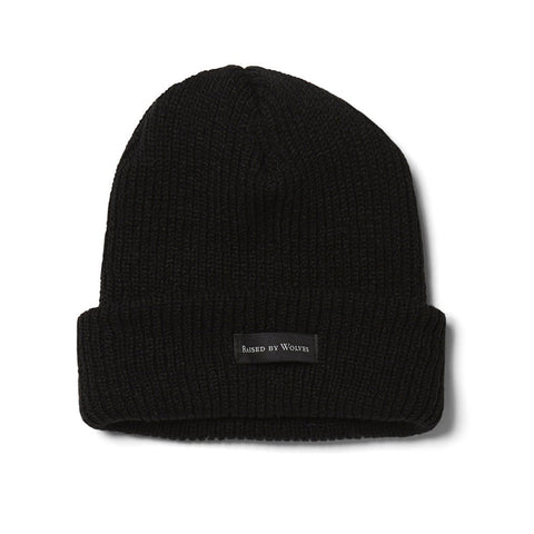 Moraine Watch Cap Black