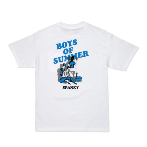 Boys of Summer Spanky White