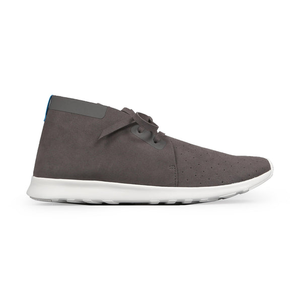 Apollo Chukka Dublin Grey Shell White