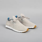 Apollo Moc Pigeon Grey Shell White