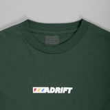 Motorsport T-Shirt Forest Green