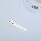 Motorsport T-Shirt Baby Blue