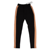 Jumpshot Track Pant Black Biscuit