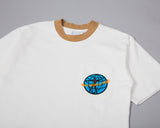 Quasi World Peace Pocket Tee Tan