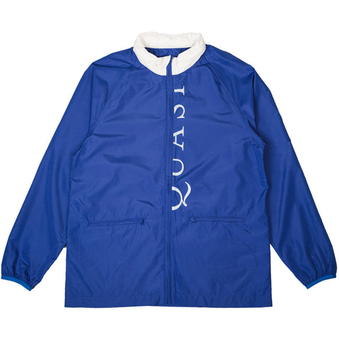Verse Jacket Royal Blue