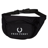 Retro Branding Waist Bag Black