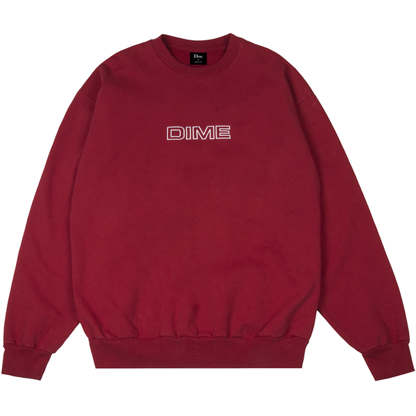 Important Crewneck Red
