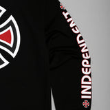 Bar Cross LS Black