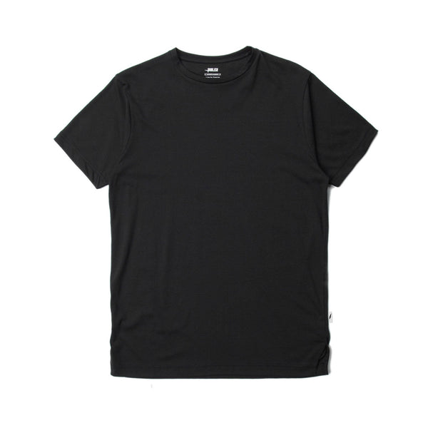 Publish Index SS Tee Knits Black