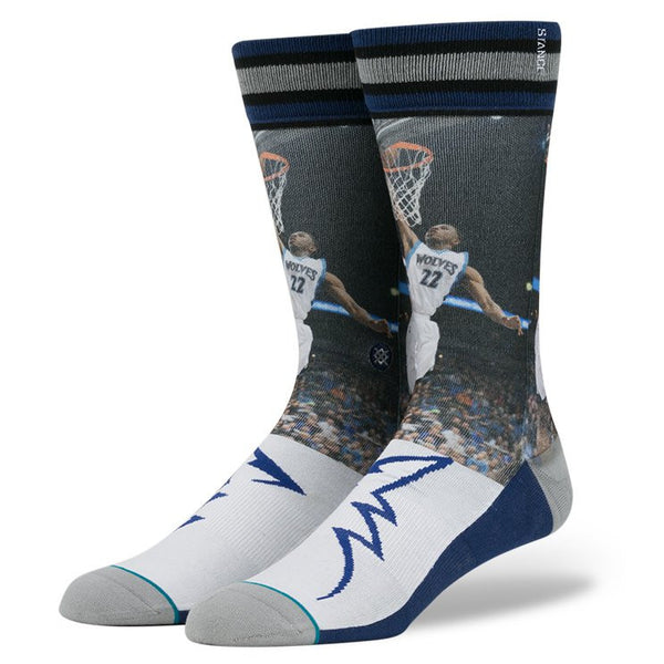 NBA Fulg Andrew Wiggins Blue