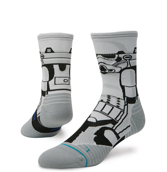Run Storm Trooper White