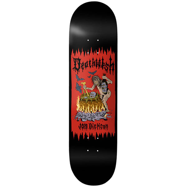 JD Death Wichz Deck 8.38
