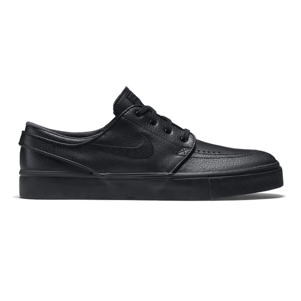Zoom Stefan Janoski Leather Black Anthracite