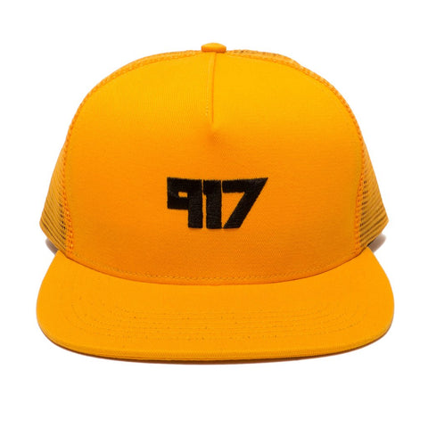 Jody Hat Yellow